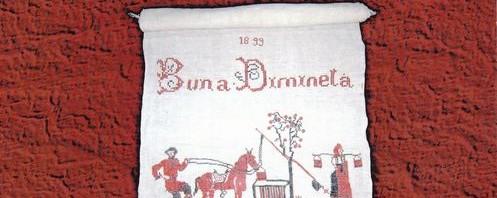 Steliana BĂLTUȚĂ. Stergarul popular-vitalitate, decor, ritual